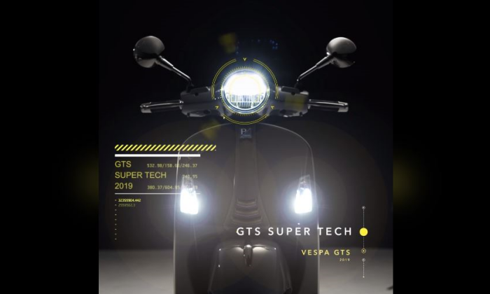 Vespa GTS Super Tech